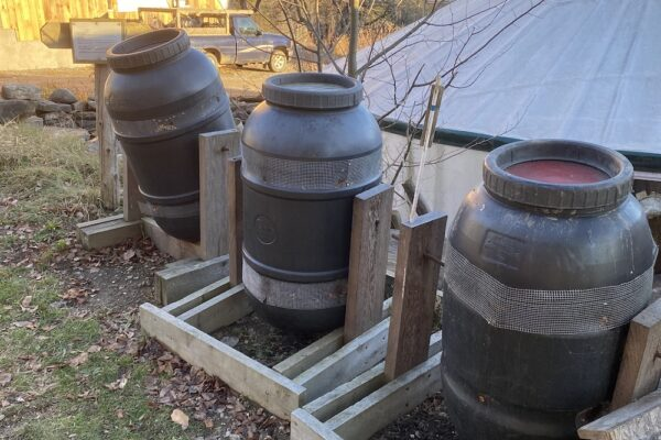 Food Compost Bins
