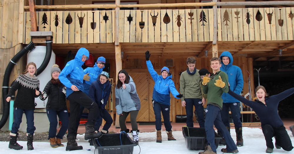 Winter Semester 2021: Building Community