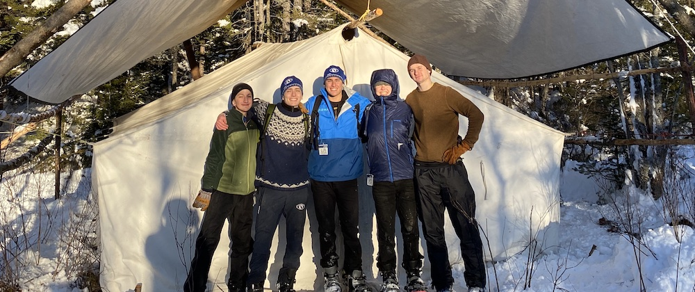 Winter Semester 2021: Final Preparations for Expedition
