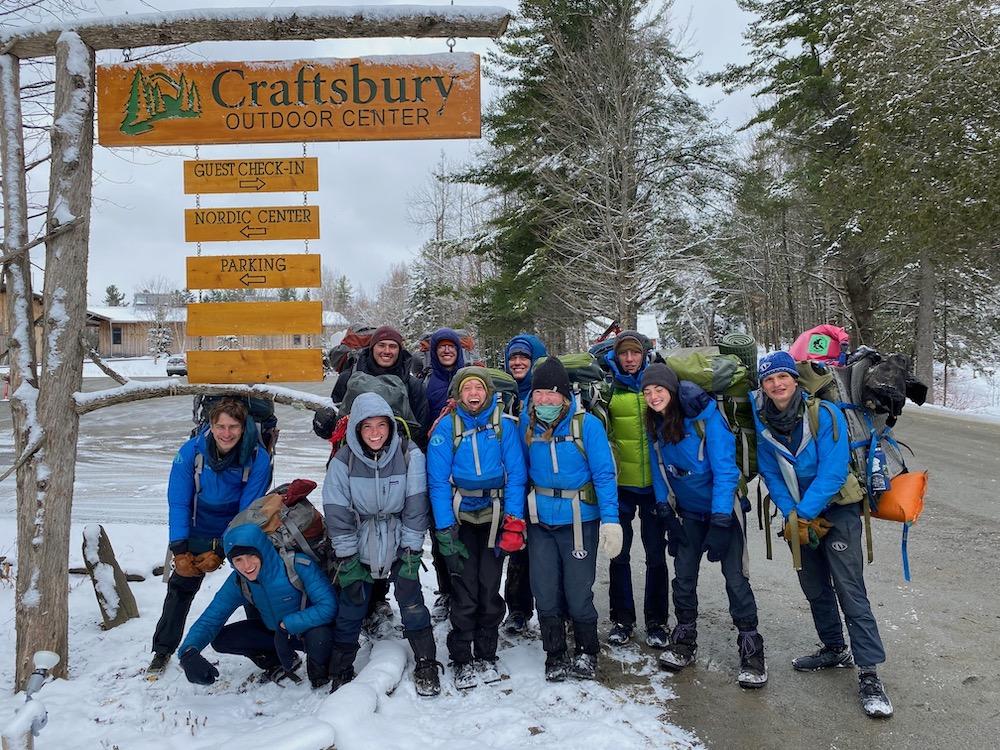 Winter Semester 2021: Waitsfield to Craftsbury